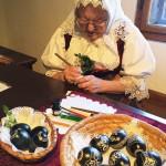 Mistryně v malování vajíček