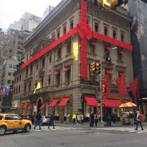 Vánoce v NY