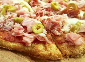 pizza ořez