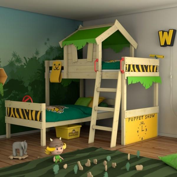 etagenbett-wickey-crazy-jungle-gelb-apfel-ohne-weisse-farbe-630729-by-wickey-zelene-jablko-zluta-d06